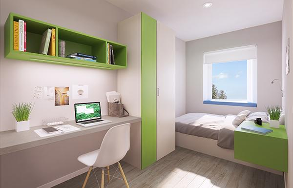 Image of Two Bedroom Apartments